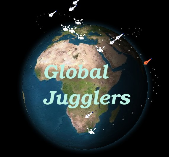 Virtual Global Jugglers